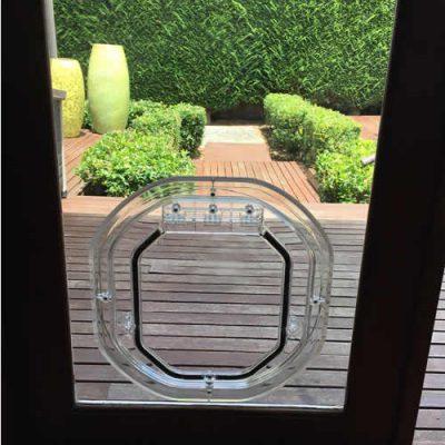 Pet Doors for Glass