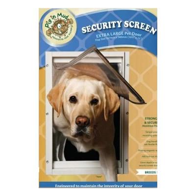 Large Dog Door ...  sc 1 st  National Pet Doors & Large Dog Door For Screens - Incl. Postage u2013 National Pet Doors pezcame.com